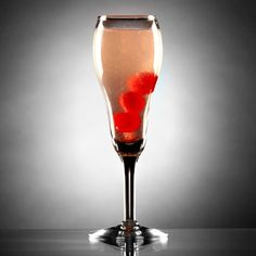 Beefeater French 75:  2 oz Beefeater Gin  1 oz Fresh lemon juice  .5 oz Simple syrup (one part sugar, one part water)  Champagne  Garnish: Maraschino cherries  Glass: Flute