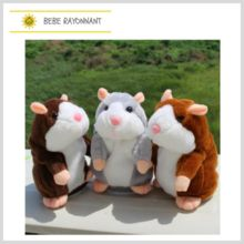 High-Quality Talking Hamster Pet Plush Toy Repeat What You Say Educational Toy for Children. Gift Plush interactive Hamster repeats everything you say talking or singing or speaking any languages. Talking Hamster, Educational Toys, Kids Toys, Plush, Teddy Bear, Children, Perspective, Parents, Gifts