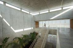 Aeronautical and Aerospace Institute / Toro Arquitectos