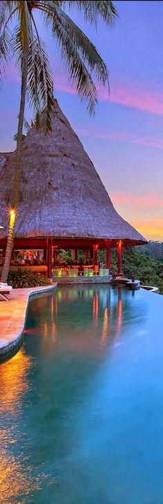 Viceroy Luxury Villa, Bali, Indonesia