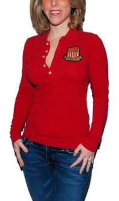 Polo Ralph Lauren Womens Usa Olympic Shirt Red Large Polo Ralph Lauren. $106.00