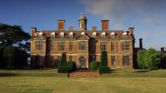 Sudbury Hall, Ashbourne - late 17th century house with sumptous interiors and the Museum of Childhood