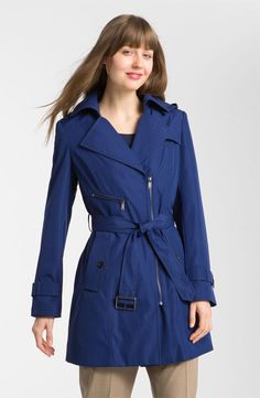 Nordstrom Anniversary Sale- love this color for a trench!