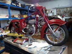 Restoration Cars And Motorcycles, Motorbikes, Transportation, Trips, Restoration, Classic, Vintage, Stuff Stuff, Motorcycles