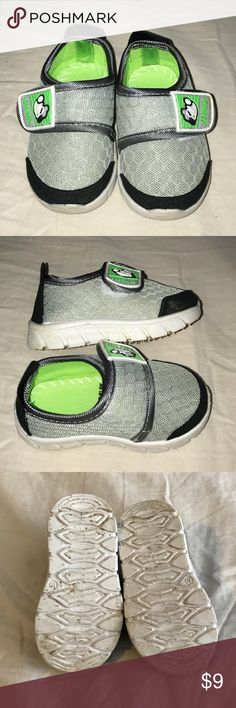 Babeimao Toddler Shoes Babeimao Toddler Shoes, Size-6, Grey & Black, Velcro fasteners, only worn 3 or 4 times, good condition Shoes Baby & Walker