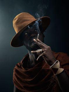 Venice Portraits: I by Dean Bradshaw, via Behance