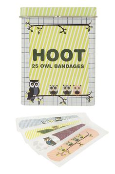 They're a Hoot!