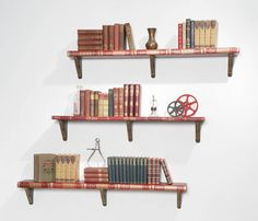 TEEbooks, The Almost Invisible Bookcaseb | Inspired | Pinterest | Small  Drawers, Consoles And Drawers
