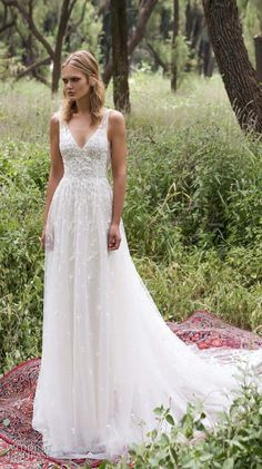 most romantic wedding dress 2017