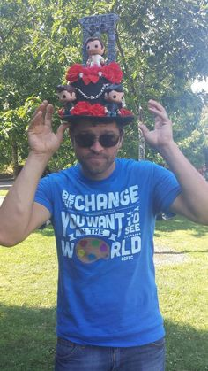 One more reason why Misha is the best.