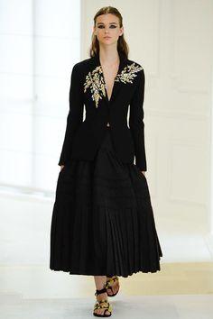 Chistian Dior AW16 Couture                                                                                                                                                      Mais