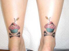 love back of the leg tattoos