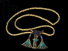 clasp of Princess Sathathor Title: Egyptian National Museum, Cairo, Egypt Location: Cairo egyptian mseum-Clasp of Princess Sathathor-JE 30862 A; gold, lapis lazuli, carnelian, turquoise; 12th Dynasty, Middle Kingdom; Dashur.