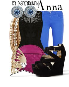 """Anna"" by lalakay ❤ liked on Polyvore"