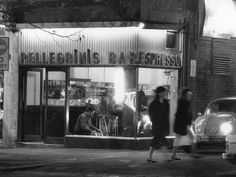 Sisto Malaspina took over Pellegrini's from the original owners in 1974. Picture: Leigh Henningham