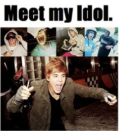 He is crazy  but I love him more than anything #itsabelieberthing