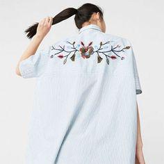 Tendencia primavera-verano 2017: las Rayas camiseras