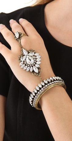 AUDEN Marseilles Ring Bracelet | SHOPBOP