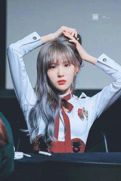wjsn fake at DuckDuckGo Kpop Girl Groups, Korean Girl Groups, Kpop Girls, Nct, Yuehua Entertainment, Starship Entertainment, Wjsn Luda, Rapper, Star Magazine
