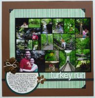 A Project by qsogirl from our Scrapbooking Gallery originally submitted 03/13/10 at 09:19 AM