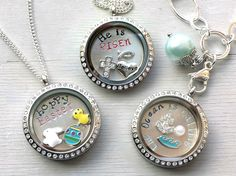 Custom Memory Lockets shopstonebridge.com