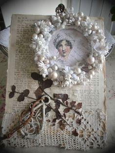Altered Book by Eva Agnes