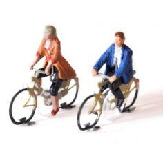 Magnorail BF-1 - Start set 2 ciclisti che pedalano e si muovono a 159 EUR