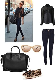 """Miranda Kerr style"" by zarama on Polyvore"