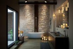 Contemporary Bathroom Design For Amazing Bathroom Inspiration Modern Small Bathrooms, Contemporary Bathroom Designs, Diy Bathroom Decor, Modern Bathroom Design, Bathroom Interior Design, Beautiful Bathrooms, Bathroom Lighting, Bathroom Ideas, Luxury Bathrooms