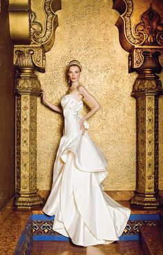 Yumi Katsura Couture Wedding Dress Collection | New York