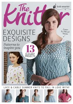 THE KNITTER ISSUE 85 2015