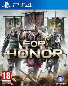 Buy For Honor here at Zavvi. We've great prices on games, Blu-rays and more; as well as free UK delivery on all orders, so be sure not to miss out!