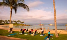 Three Fun Ways to Stay Fit at Aulani, a Disney Resort &  Spa. I would do all of these if I could have a glass of wine in my hand! Karin Del Valle, Magic Creator kdelvalle@nyaaa.com