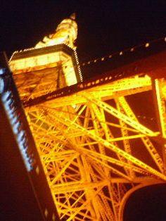 【Tokyo】Tokyo tower