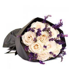 Buchet de trandafiri TFS 009 | Cake, Desserts, Lavender, Tailgate Desserts, Deserts, Kuchen, Postres, Dessert, Torte