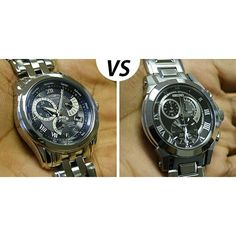 Battle of the Japanese timepieces - Citizen Eco-Drive 8700 VS Seiko Premier Kinetic - Which one do you want? Number 1 or 2? #menswear #menswatch #menswatches #citizenwatch #seikowatch #citizen #seiko #watchesofinstagram #mensfashion #luxurylife #hardworkpaysoff