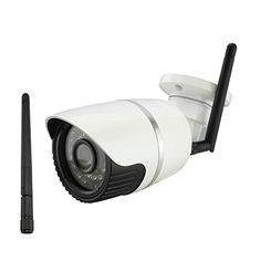 HJT 960P Wireless IP Camera TF Card Slot Outdoor Security Netowrk P2P 36IR Night