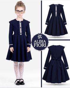 Girls Dresses Sewing, Dresses For Tweens, Kids Outfits Girls, Girl Outfits, Baby Girl Dress Patterns, School Dresses, Buy Dress, Cute Dresses, Look
