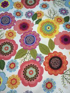 Flowers x 2.80 tapiceria