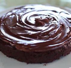 Chocolate Ganache Icing @ http://allrecipes.com.au
