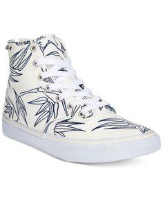 Vans Women's Camden Hi Bamboo Hi Top Sneakers