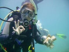 Win the career opportunity of a lifetime by donating to Project AWARE today! - Environment, News & Events, Scuba Careers