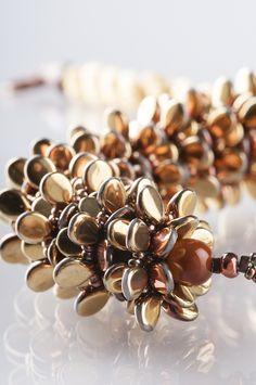 Mysterious Treasure - Preciosa pip beads Free Pdf #Seed #Bead #Tutorials
