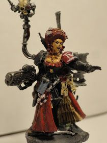 Faeit 212: Warhammer 40k News and Rumors: What's On Your Table: Inquisition Warband