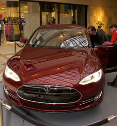 Tesla Model S Car for our Future