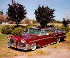 Edsel, 1958