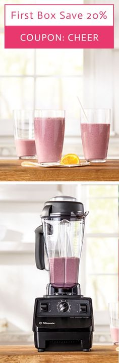 Shed pounds and gain energy. Building healthy habits just got easier. Green Blender sends everything you need to make amazing smoothies at home. Pre-portioned organic ingredients and superfoods delivered free to your door.