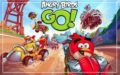 Angry Birds Go: Novo game grátis traz corrida de kart!