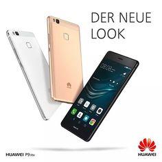 """Begrüßt unser federleichtes Schwergewicht: Das brandneue #HuaweiP9lite hat riesige 3 GB Arbeitsspeicher – ganz schön mächtig für einen """"kleinen Bruder"""", oder? #HUAWEI #HuaweiP9 #smartphone"""