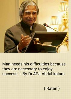 Dr.APJ Abdul kalam quote